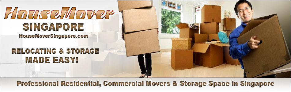 Prfessional home & office  movers in Singapore. Relocating and storage made easy!