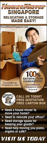 Movers in Singapore. Professional office and home mover