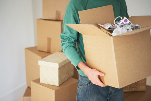 Does Moving Service Include Packing?