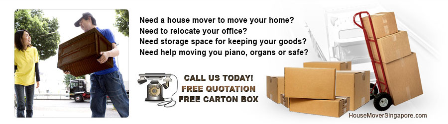 Need a home mover to move youre house or office? Call us today. No obligations